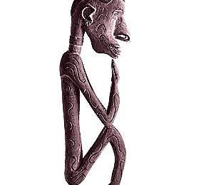 Patung Asmat